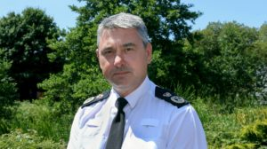 Chief Constable James Vaughan