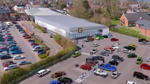 New Lidl in Shaftesbury