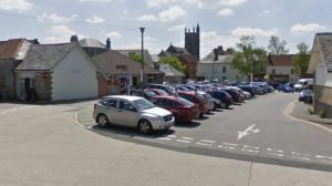 Car park in Shaftesbury