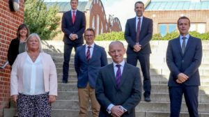Senior appointments at Bryanston School