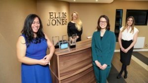 Ellis Jones Solicitors' Contentious Trusts and Probate team